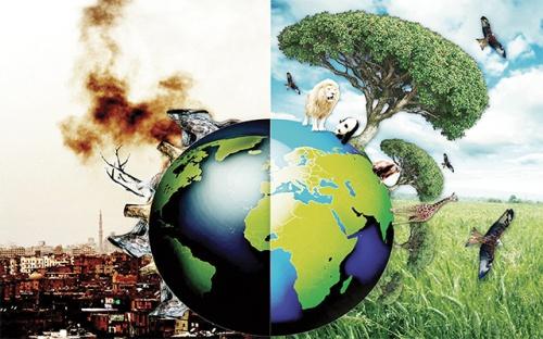 تحقیق با موضوع آلودگی محیط زیست